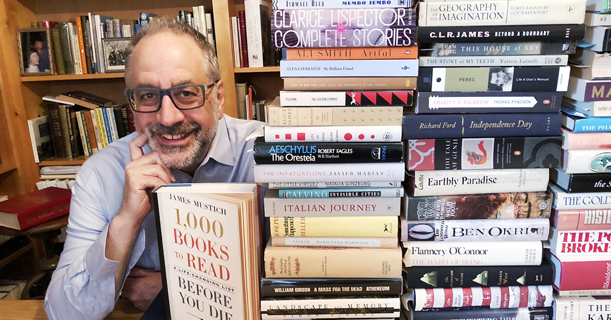 1,000 Books to Read in Your Life by James Mustich